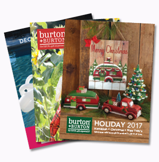 Sets of available catalogs