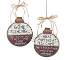 9715330 - Gone Fishing Decor