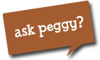 Ask Peggy