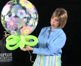 How To Make a Bubble Balloon Collar